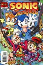 ARCHIE COMICS SONIC THE HEDGEHOG #59 NM