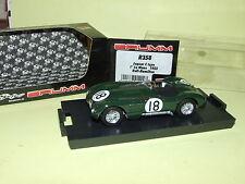 JAGUAR TYPE C N°18 Winner LE MANS 1953 BRUMM R358