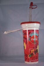 Coca-Cola - GOBELET PLASTIQUE + COUVERCLE ALWAYS MUSIC 18 CM H ALLEMAGNE