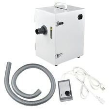 For Dental Lab Equipment Digital Single-Row Dust Collector Vacuum Cleaner