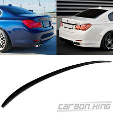 Item In USA Unpainted 2016 BMW 7-Series F01 F02 4D M3-Type Trunk Spoiler Wing