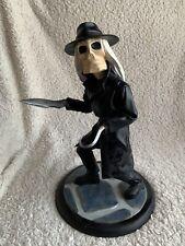 "Spencer's Full Moon Puppet Master Blade 12"" Statue RARE"