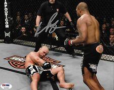 Quinton Rampage Jackson Signed UFC 92 8x10 Photo PSA//DNA COA Picture Autograph 4