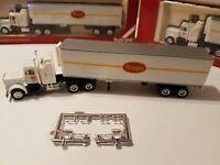 Burns Foods 40-feet Semi Tractor Trailer HO scale Herpa Promotex