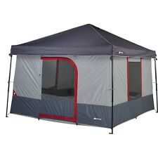6-Person Instant Tent Outdoor Cabin ConnecTent Waterproof Family Camp Shelter