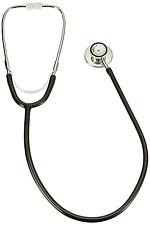 ST AMBULANCE DUAL HEAD John Stetoscopio Nero