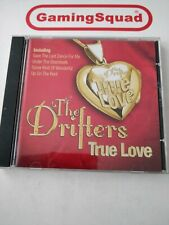 True Love,The Drifters CD, Supplied by Gaming Squad