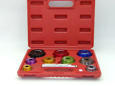 U.S. General 9 Piece Bearing Race and Seal Set 39.5mm- 81mm With Case
