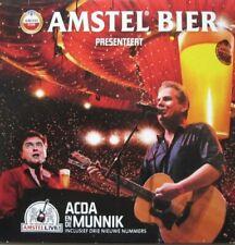 ACDA EN DE MUNNIK - AMSTEL BIER PRESENTEERT  - CD - cardboard - PROMO