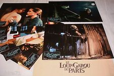 LE LOUP-GAROU DE PARIS ! jeu photos cinema lobby cards fantastique