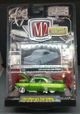 M2  MACHINES VINTAGE 1954 MERCURY SUN VALLEY (GREEN) AUTO-THENICS RELEASE 2