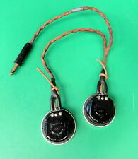 USMC/US NAVY ANB-H-1A FLYING HELMET RECEIVER SET-WORKING