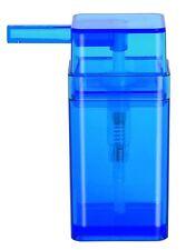 Spirella Cubo Claro Azul Dispensador de jabón Producto MARCA NEGRO SWISS Diseño