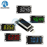 """TM1637 0.36 """"Inch 4-Digit LED Display Tube Module Red/Green/Blue/Yellow/White"""