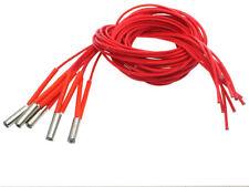 5PCS 1M Ceramic Cartridge Heater Heating Element for 3D Printer 12V 40W 6X20