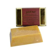 Gold Bar Gold Collagen Anti-Aging Facial Soap - All Natural 80 grams