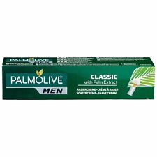 2 X  Palmolive - 100ml Shaving Cream Classic with Palm Extract