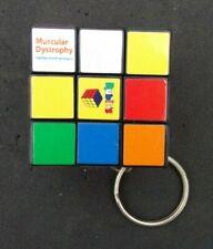 Cubo Rubik Original 3x3 KEYRING distrofia muscular Reino Unido
