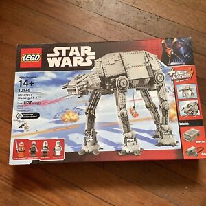 BRAND NEW Sealed LEGO Star Wars Motorized Walking AT-AT (10178) 2007