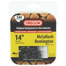 "14"" S-Series Chainsaw Chain by Oregon S49"