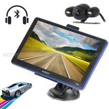 7'' 8GB Car GPS Navigation SAT NAV Navigator+Bluetooth AV-IN+Reverse Camera MP3