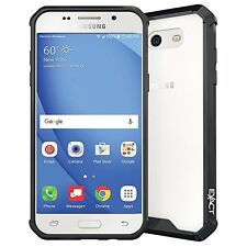 For Samsung Galaxy J3 (2017) / Galaxy J3 Emerge Exact Prism Series Case Black