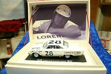 Revell  1:32 scale slot car 63 Ford Galaxie 500 # 28 Fred Lorenzen 1 of 3500
