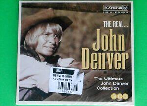 3 cd john denver collection yesterday amsterdam love again sylvie vartan calypso