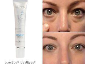 Brand New Nu Skin LumiSpa® Ideal eyes Lumispa accent ideal eye cream  IdealEyes