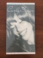 Carly Simon Clouds in My Coffee 1965-1995 3-CD Box Set Factory Sealed NEW