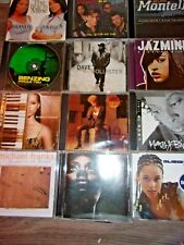 LOT OF 19 R&B CD SINGLES IMPORTS REMIXES PROMOS Alicia Keys Barry White Sandee +
