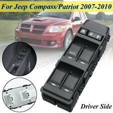 ABS Driver Side Master Electric Window Switch For Jeep Compass/Patriot 2007-2010