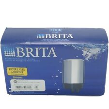 Brita Tap Water Filtration System for Faucets - 3 Pack