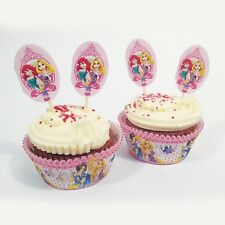 Amscan Princess Cup Cake Case Kit Party Accessory