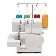 Singer Finishing Touch 2 Needle 4-3 Stitch Portable Pedal Sewing Machine 14SH654