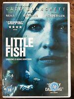 Little Fish DVD 2005 Australian Drug Addict Drama w/ Cate Blanchett Rental