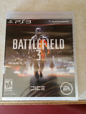 NEW Battlefield 3 (Sony PlayStation 3, 2011) PS3 Factory Sealed