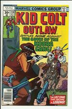 Kid Colt Outlaw #220 - VF/NM 9.0 - Bronze Age Marvel Western Comic Book