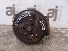 NISSAN 350Z AIR CON PUMP 92600CD100 2005