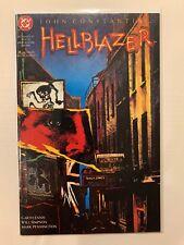 Hellblazer 41 (DC 1991) NM- 1st Garth Ennis Constantine TV Movie