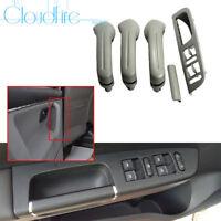x5 Grau Griff Für VW Golf 4 Bora Türgriff Blenden NEU Zuziehgriff Innen Tür