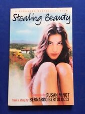 STEALING BEAUTY - FIRST EDITION SIGNED BY ACTORS JEREMY IRONS AND CARLO CEECHI