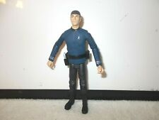 Action Figure Star Trek 2009 Movie Spock in Blue Uniform approx 6 inch