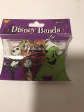 Disney Bands Series 1 ~ Tim Burton'S ~The Nightmare Before Christmas Bracelets