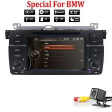 "For BMW E46 320/325/328 GA9450 7"" Single Din Car Radio DVD GPS Navigation Stereo"
