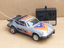 Nikko Porsche 911 Targa F-Modell R/C Car Fernlenk Auto Japan 80er Jahre 1/16