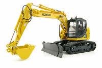 Kobelco ED160BR-5 Excavator - Yellow - Ros 1:50 Scale #25034 New!