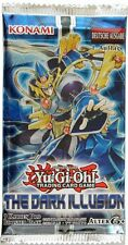 Yu-Gi-Oh! The Dark Illusion Booster Allemand 1. Tirage TCG boosterpack cartes