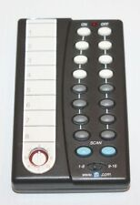 X10 PalmPad Remote Control Black Cr12A (Hr12A) => New-In-Box~30 Day Warranty