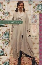 PATTERN - Clara Kaftan - women's sewing PATTERN from Tina Givens